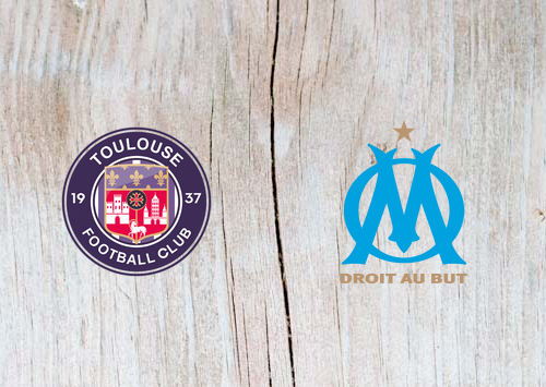 Toulouse vs Olympique Marseille -Highlights 24 November 2019