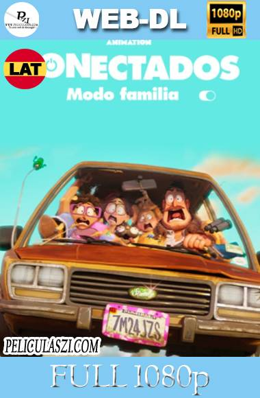 The Mitchells vs. The Machines (2021) Full HD NF WEB-DL 1080p Dual-Latino VIP