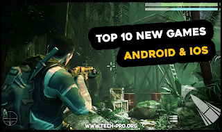 Best 10 NEW iOS & Android Games   Best Android Games 2021!