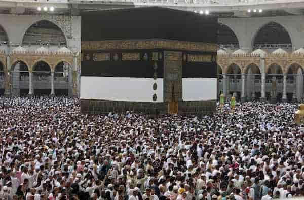 Saudi Arabia served over 95 million Hajj pilgrims in 50 year Statistics