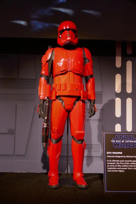 Star Wars Rise of Skywalker Sith Trooper costume