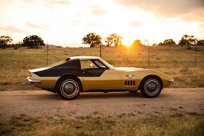 Astro-Corvette Riverside Gold