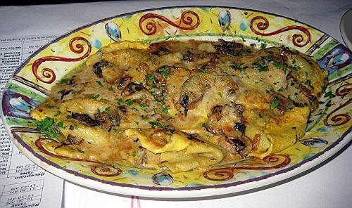 Mushroom Ravioli Macaroni Grill Copycat Recipe