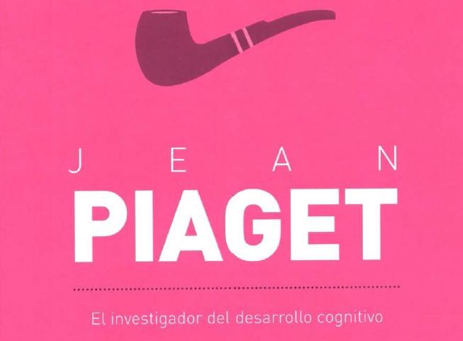 Jean Piaget Psicología nº 8, ediciones Salvat. PDF