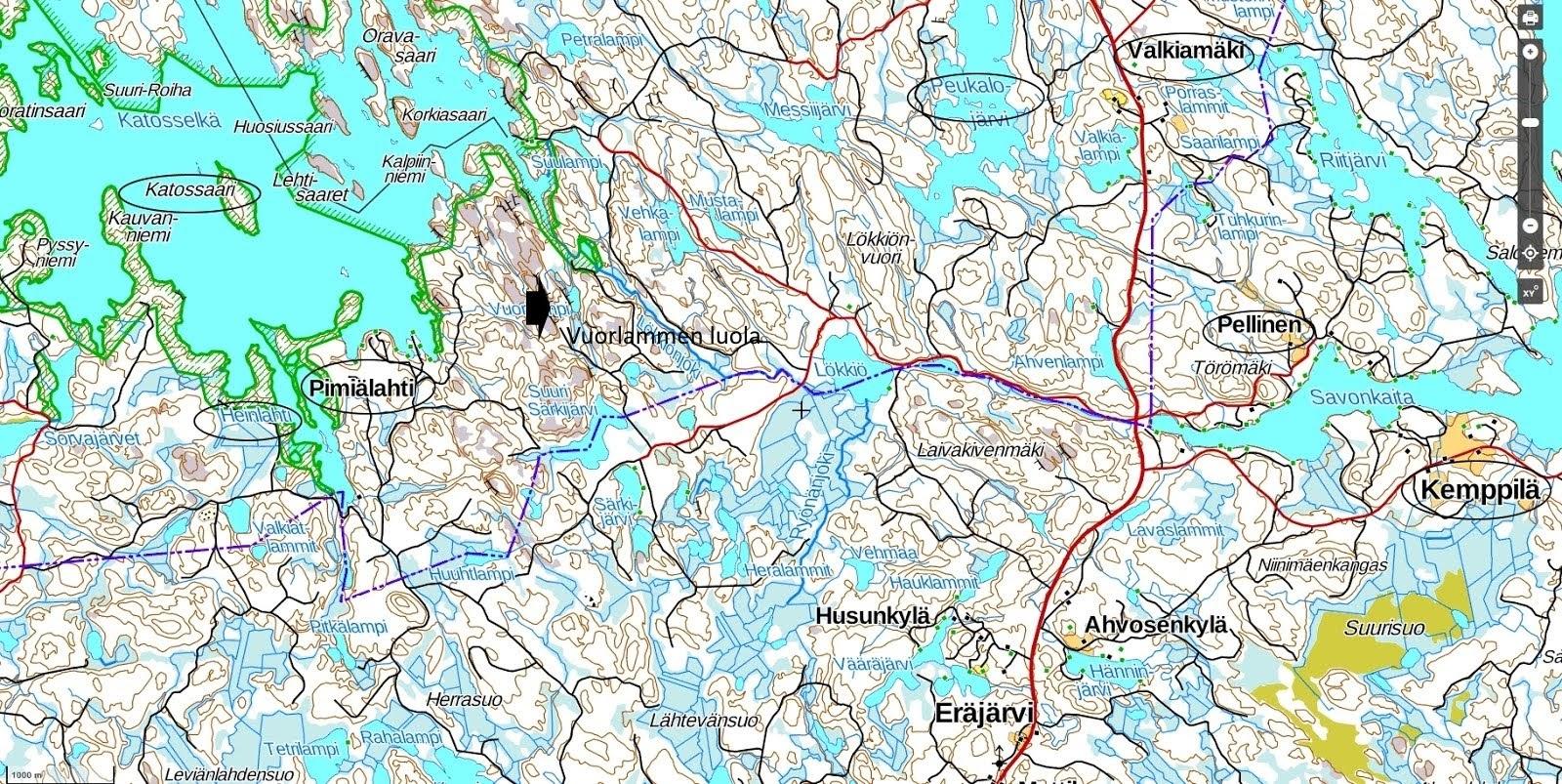Makkerin Blogi Metsakaartilaisten Toimintaa Ja Heidan