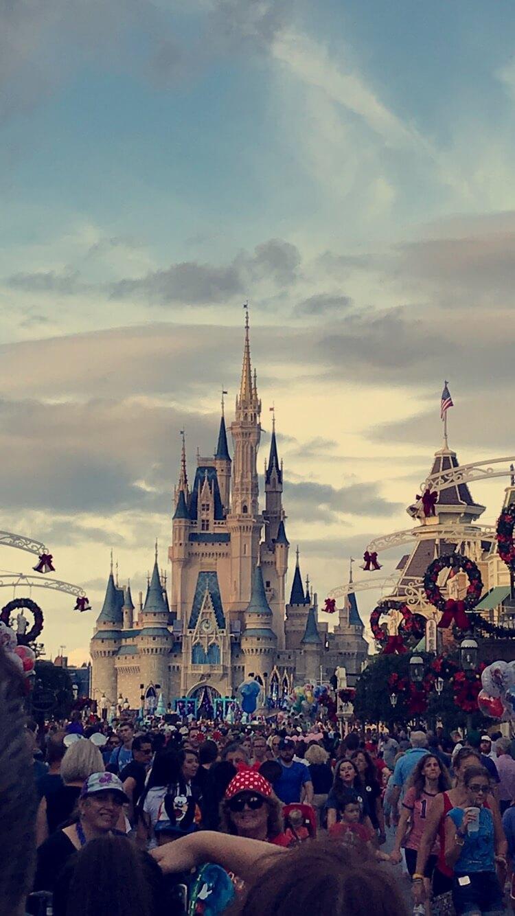 Walt Disney World Orlando Magic Kingdom Castle