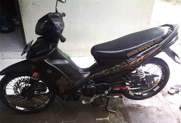 Modifikasi Yamaha Vega ZR Velg Jari-Jari