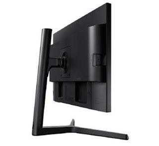 Monitor Komputer Gaming Samsung FHD 25 Inch LS25HG50FQE