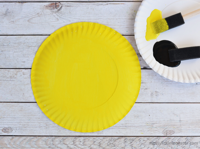 paper plate craft