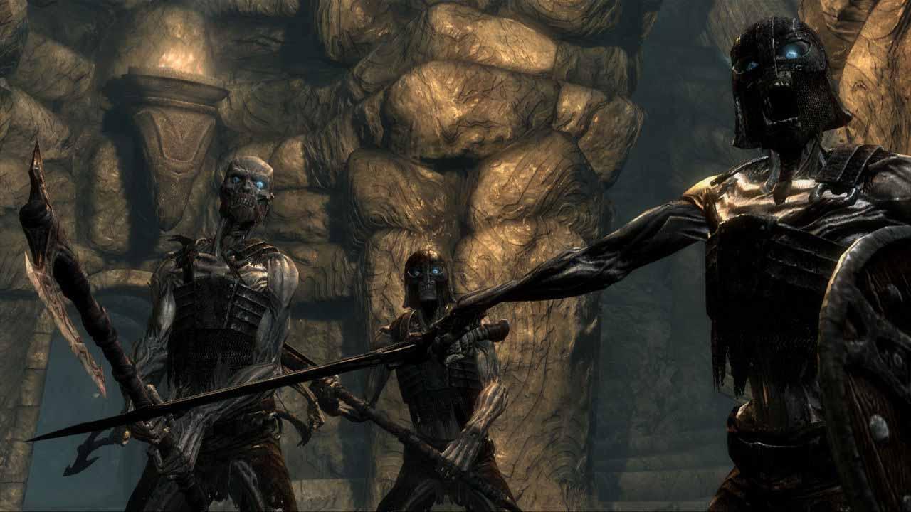تحميل لعبة The Elder Scrolls V Skyrim برابط مباشر + تورنت