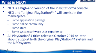 Filtradas las características del nuevo modelo de PlayStation 4