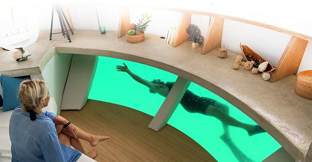 Tecnoneo: El hotel Anthénea ofrece suites flotantes con lujosas ...