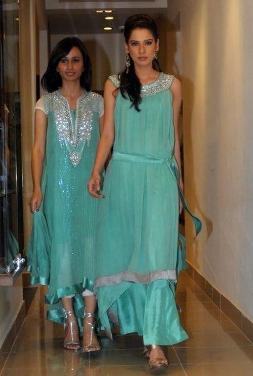 ec96f7673 Special Pakistani Eid Dresses