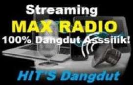MAX Radio ID live Streaming