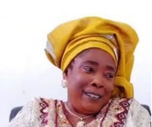 Veteran Yoruba Actress, Iyabo Oko Storms UK For Medical Check-up, 2 Years After Stroke Attack