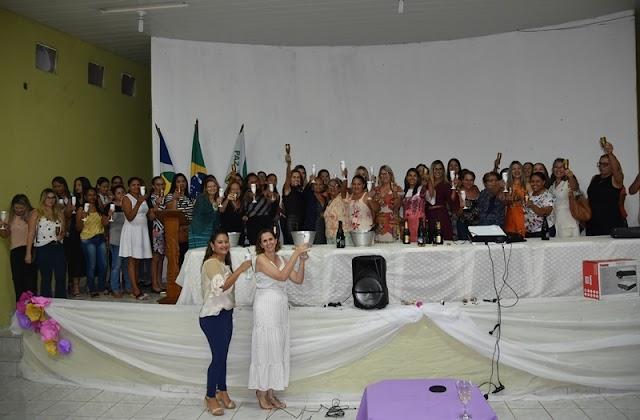 13/06/2020 - Evento da OAB-MT e Prefeitura de Rosário Oeste para as Mulheres