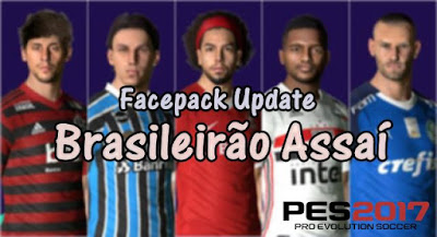 Brasileirão Assaí 2020 Facepack