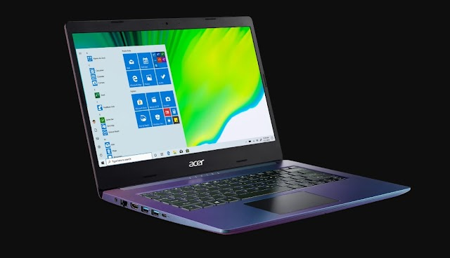 Acer launched Aspire 5 Magic purple edition with 10th gen. core i3 processor at  ₹37,999