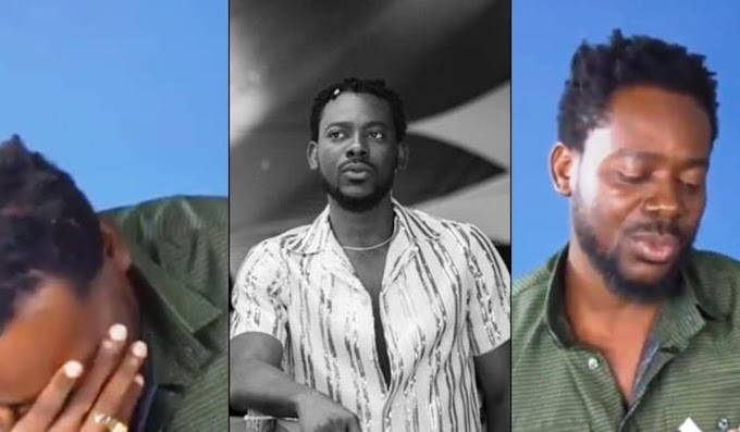 """I was so Stupid"" - Adekunle Gold speaks about his first experience on asking a Girl out  (Video)"