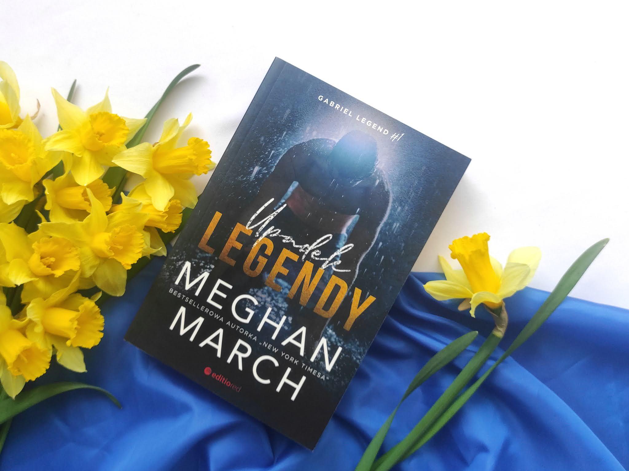 Megan March Upadek Legendy