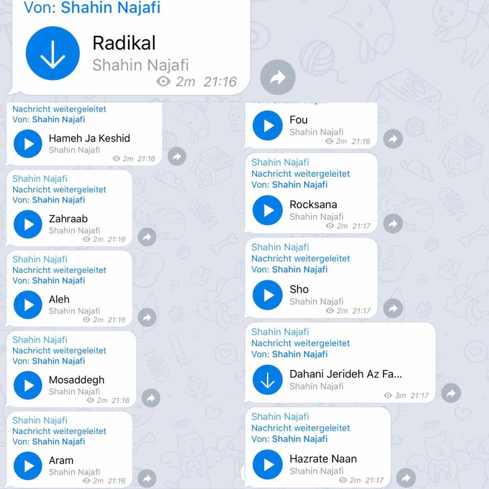 Telegram - Radikal Album