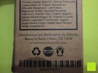 ohne Tierversuche: Gesichtssonnenlotion - Feuchtigkeitsspendende Gesichtscreme SPF 20 - Biologische und natürliche Inhaltsstoffe, physische und mineralische Sonnenblock & Sonnencreme - matte für alle Hauttypen - Geeignet für Riffs. Hergestellt in USA von Beauty by Earth