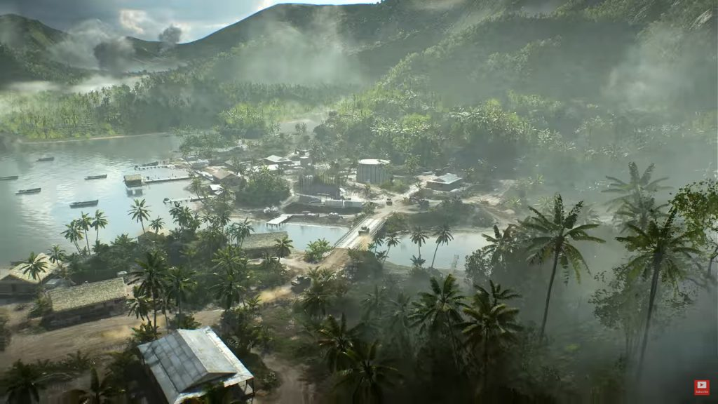 With the Pacific Islands, things really went wrong in BF5 for a while.