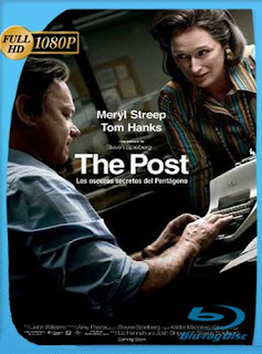 The Post: Los oscuros secretos del Pentágono (2017) HD [1080p] Latino [GoogleDrive]