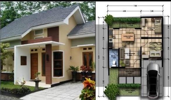 Hitung-Hitung Kebutuhan Material Membangun Rumah Minimalis Tipe 36 tahun 2021