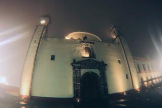 Leyenda del fantasma del ex-Convento Franciscano de Zacatlán