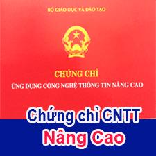 chứng chỉ CNTT nâng cao