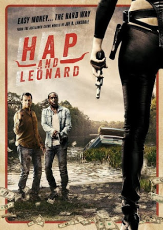 Poster Of Hap and Leonard 2016 Watch Online Free Download