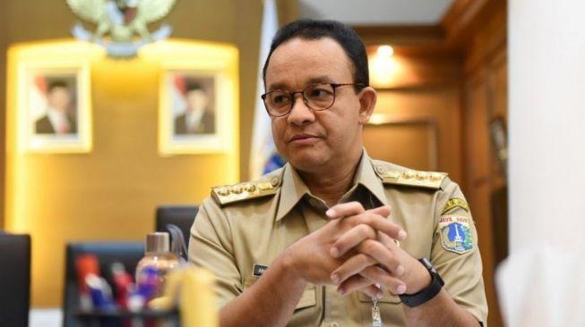 Muncul Kecurigaan Interpelasi PSI Sengaja Dilakukan untuk 'Menjegal' Anies Maju Pilpres 2024