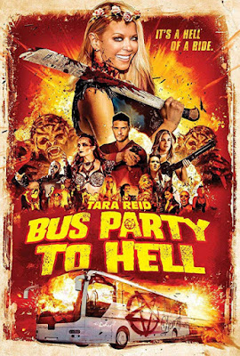Party Bus To Hell (2017) Dual Audio [Hindi DD2.0 + English DD2.0] 720p HDRip ESubs Download