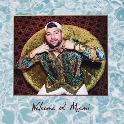 Miami Yacine - Welcome 2 Miami (2020) - Album Download, Itunes Cover, Official Cover, Album CD Cover Art, Tracklist, 320KBPS, Zip album