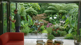Gardeners World Jungle backyard