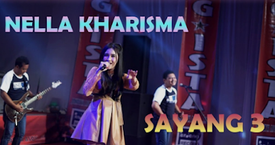 Download Lagu Nella Kharisma - Sayang3 Mp3 (4,33MB) Terbaru 2018