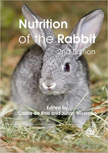 Nutrition of the Rabbit 2nd Edition - WWW.VETBOOKSTORE.COM