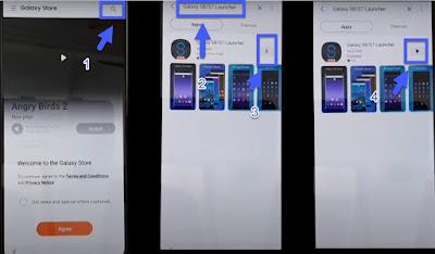 Cara Atasi lupa password Akun Samsung M32 SM-M325