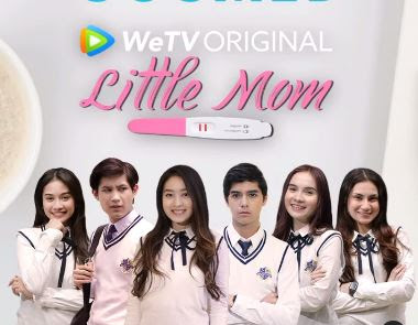 Link Download Nonton Little Mom Episode 1 2 3 4 di WeTV Full Movie Streaming Lengkap Jadwal Tayang VIP dan Bayar