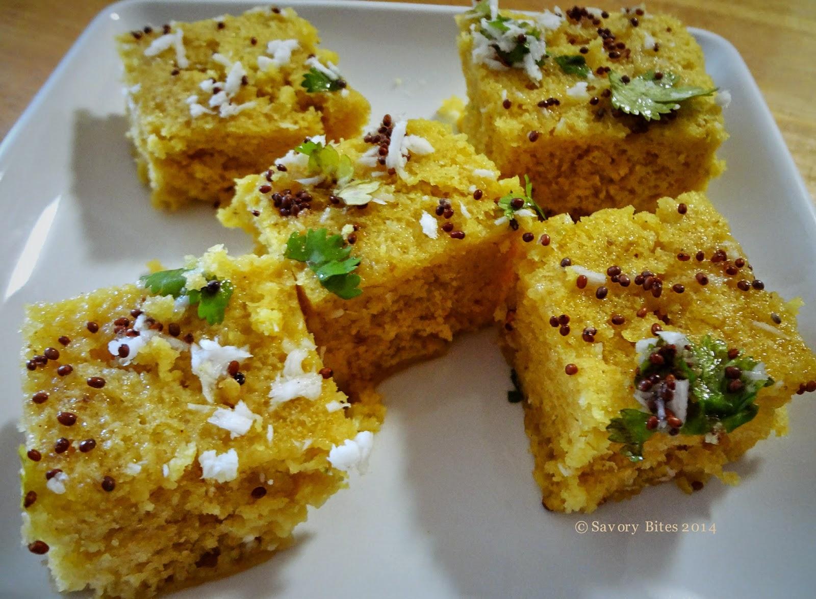 Khaman Dhokla Snacks