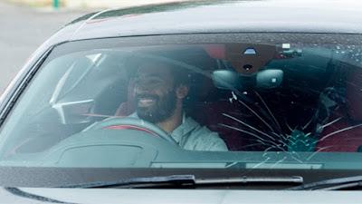 عاجل : النجم العالمي  محمد صلاح ينجو من الموت بعد تعرض لحادث خطير بسيارتة
