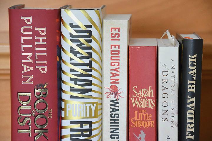 Bücher aus dem Lesemonat April