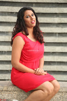 Shravya Reddy in Short Tight Red Dress Spicy Pics ~  Exclusive Pics 068.JPG