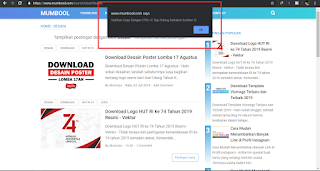 Cara mematikan - mendisable klik kanan pada blogger - anti copas