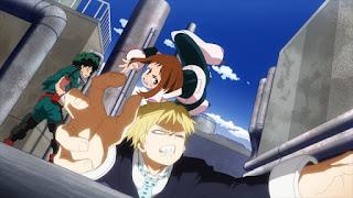 ヒロアカ5期 | 物間寧人 Monoma Neito | 1年B組 | 僕のヒーローアカデミア アニメ | My Hero Academia | Hello Anime !