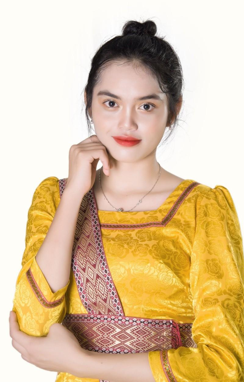 Cô gái mang nét đẹp văn hóa Chăm đi thi Hoa hậu Hoàn vũ Việt Nam