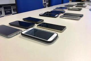 Anatel registra bloqueio de 9,1 milhões de celulares por roubo