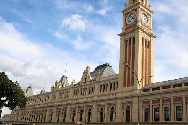 O Governo do Estado de São Paulo anunciou a conclusão das obras de restauro do Museu da Língua Portuguesa, na Estação da Luz, em São Paulo