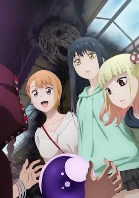 Dos nuevas imágenes para Mieruko-chan.